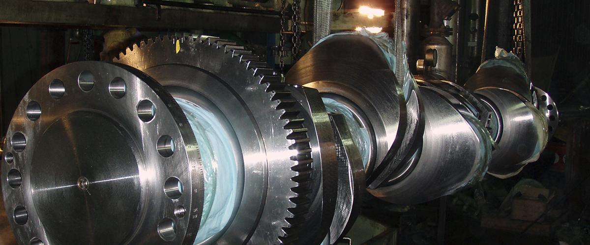 Diesel & Gas Engines